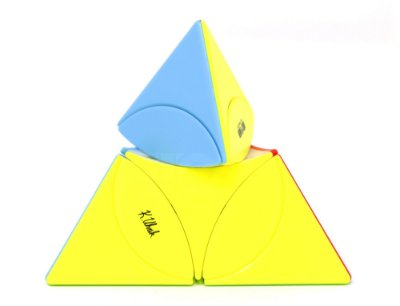 COIN PYRAMINX COLOR
