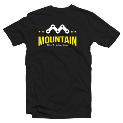 Camiseta Mountain