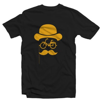 Camiseta Bike Retro