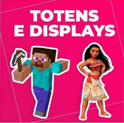Totens e displays