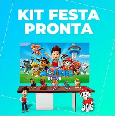 Kit Festa Pronta