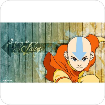 Painel de Festa Infantil Avatar - Aang