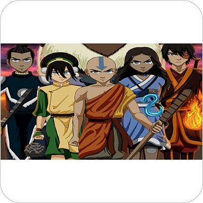 Painel de Festa Infantil Avatar - Personagens