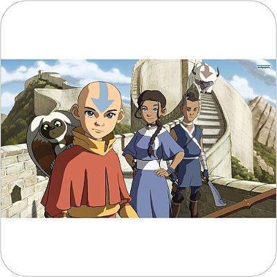 Painel de Festa Infantil Avatar - O Último Mestre do Ar