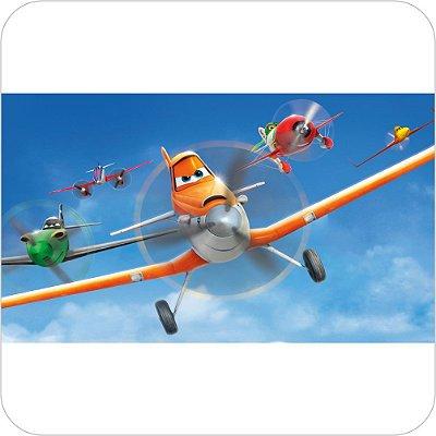 Painel de Festa Infantil Aviões - Disney O Filme