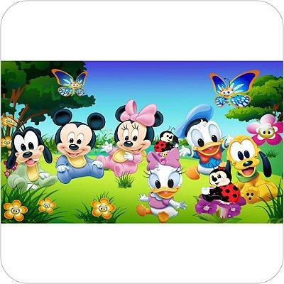 Painel de Festa Infantil Baby Disney - Toda a Turma
