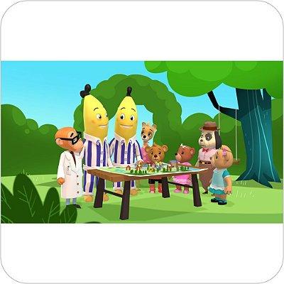 Painel de Festa Infantil Bananas de Pijamas