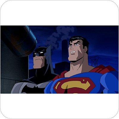 Painel de Festa Infantil Desenho Batman vs Superman II