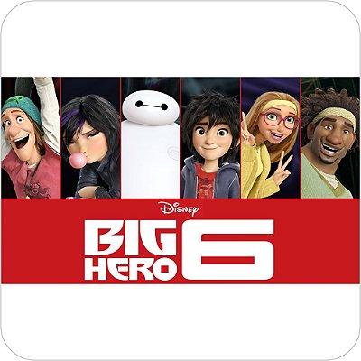 Painel de Festa Infantil Big Hero 6 II