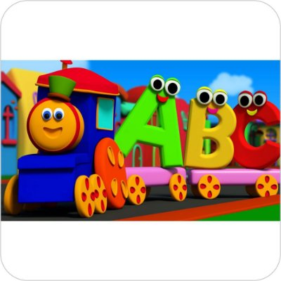 Painel de Festa Infantil Bob - O Trem
