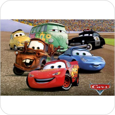 Painel de Festa Infantil Carros - Pista de Corrida