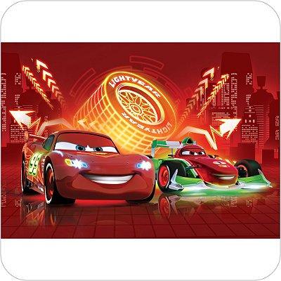 Painel de Festa Infantil Carros - McQueen vs Ferrari