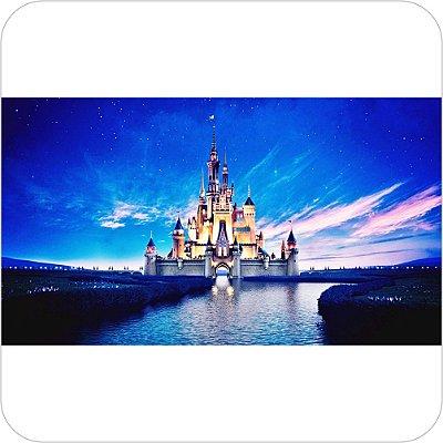 Painel de Festa Infantil Castelos Disney II