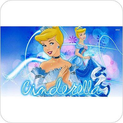 Painel de Festa Infantil Cinderela - Disney