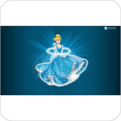 Painel de Festa Infantil Cinderela - Vestido de Gala