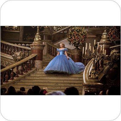 Painel de Festa Infantil Cinderela O Filme - Escadas II