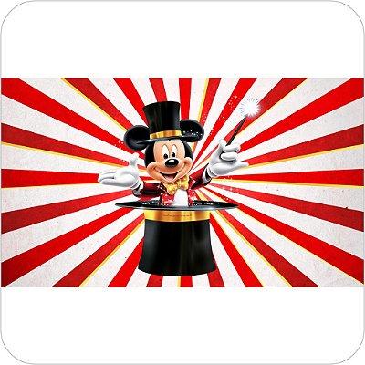 Painel de Festa Infantil Circo do Mickey - Cartola