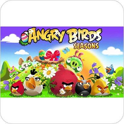 Painel de Festa Infantil Angry Birds Seasons