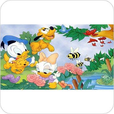 Painel de Festa Infantil Baby Disney - Natureza