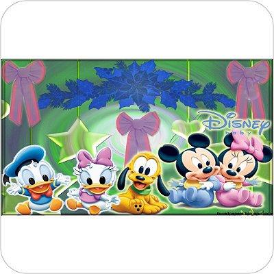 Painel de Festa Infantil Baby Disney - Todos