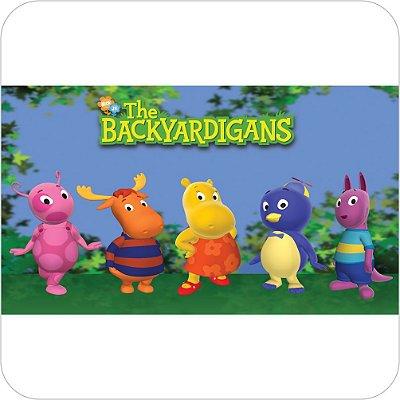Painel de Festa Infantil Backyardigans
