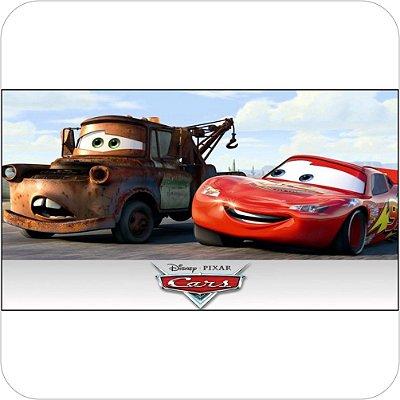 Painel de Festa Infantil Carros - McQueen e Mater II