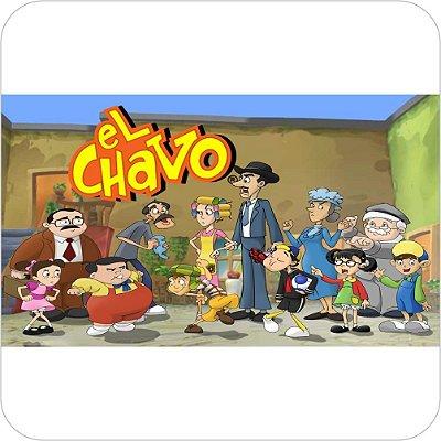 Painel de Festa Infantil Chaves - Turma da Vila