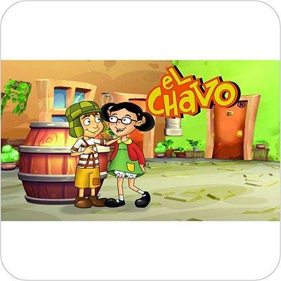 Painel de Festa Infantil Chaves e Chiquinha