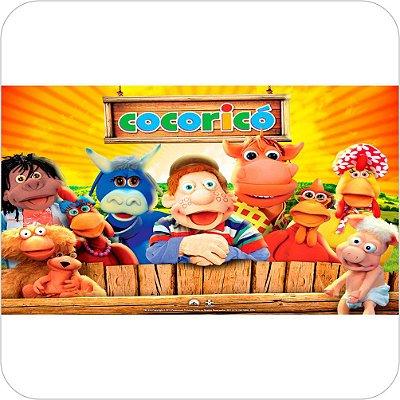 Painel de Festa Infantil Cocoricó - Toda a Turma