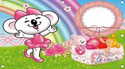 Painel para decoração de festa infantil - Lilica Ripilica