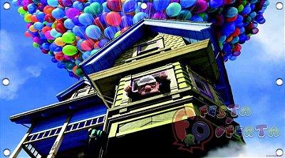 Painel para decoração de festa infantil - UP - Altas Aventuras