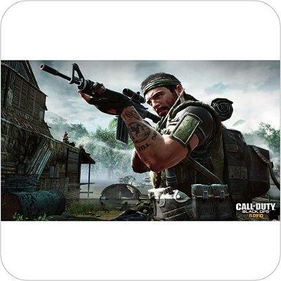 Painel de Festa Infantil Call of Duty - Frank Woods