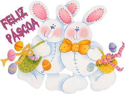 Painel para decoração de festa infantil  -  Páscoa