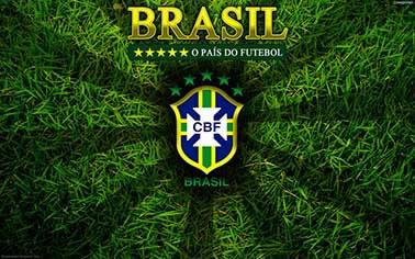 Painel para decoração de festa infantil  - Seleção Brasileira