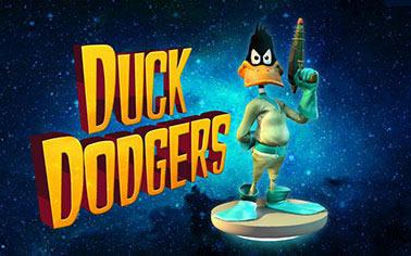 Painel para decoração de festa infantil  - Duck Dodgers