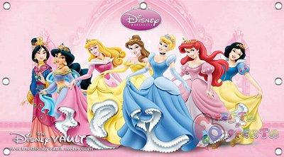 Painel de Aniversario Princesas Disney