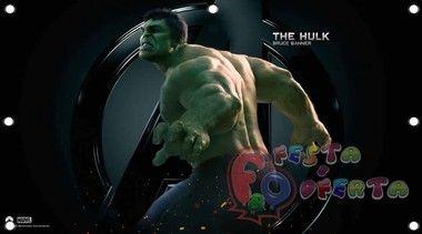 Os vingadores the avengers hulk painel infantil