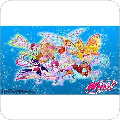Painel de Festa Infantil Clube das Winx - Asas