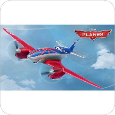 Painel de Festa Infantil Aviões - Disney - Bulldog