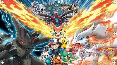 Painel de Festa Infantil Pokemon