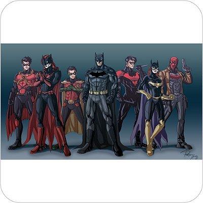 Painel de Festa Infantil Batman Personagens do Desenho