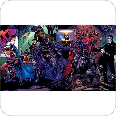 Painel de Festa Infantil Batman Todos os Vilões