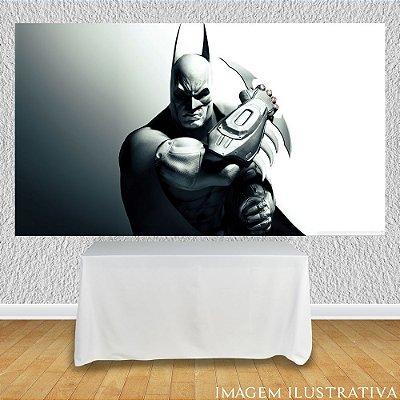 Painel de Festa Infantil Batman Arkham City II
