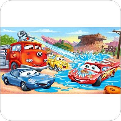 Painel de Festa Infantil Carros - Desenho