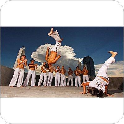 Painel de Festa Infantil Capoeira