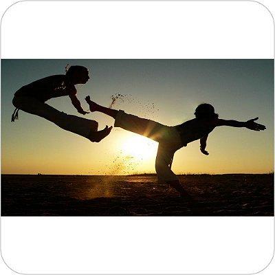 Painel de Festa Infantil Festa da Capoeira