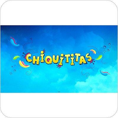 Painel de Festa Infantil Chiquititas