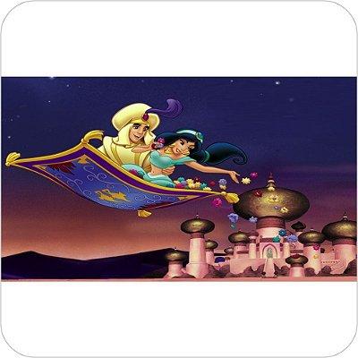 Painel de Festa Infantil Aladdin Voando