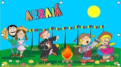 Painel para decoração de festa infantil  - Festa Junina / Arraiá