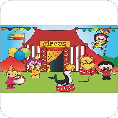 Painel de Festa Infantil Circo - Circus